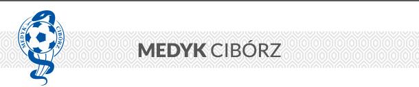 Medyk Cibórz logo klubu