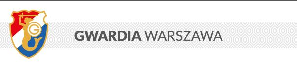 Gwardia Warszawa logo klubu