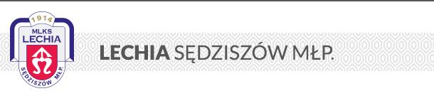 Lechia Sędziszów logo klubu