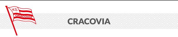 Cracovia logo klubu