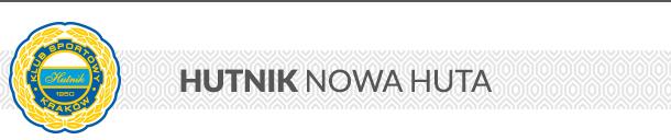 Hutnik Nowa Huta logo klubu