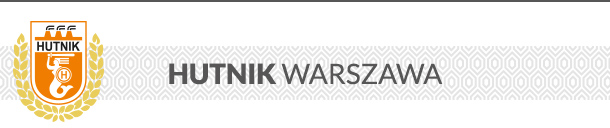 Hutnik Warszawa logo klubu