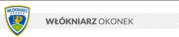 Włókniarz Okonek logo klubu