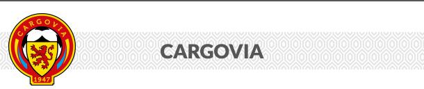 Cargovia logo klubu