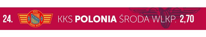 Polonia Środa Wielkopolska logo klubu