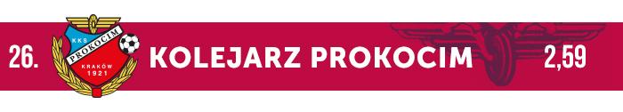 Kolejarz Prokocim Kraków logo klubu