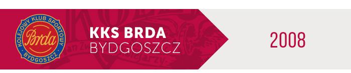 Brda Bydgoszcz herb klubu