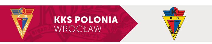 Polonia Wrocław herb klubu