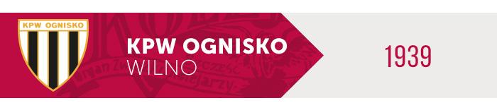 KPW Ognisko Wilno herb klubu