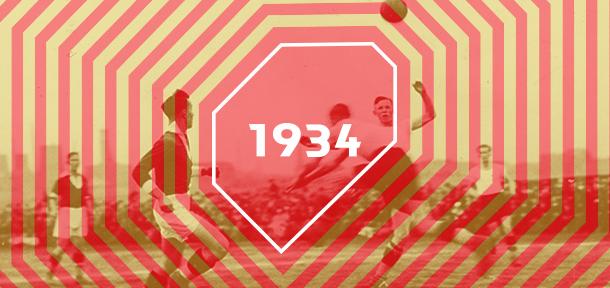 Liga 1934