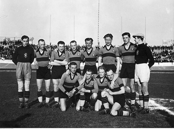 WKS Śmigły Wilno w 1938 roku