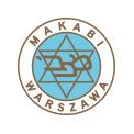 Makabi Warszawa logo klubu