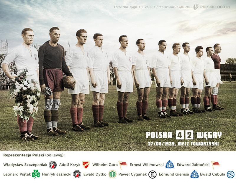 Mecz Polska Węgry w 1939 roku