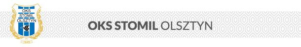Stomil Olsztyn logo klubu