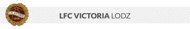 Victoria Łódź logo klubu