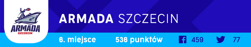 Armada Szczecin Logo Roku 2019