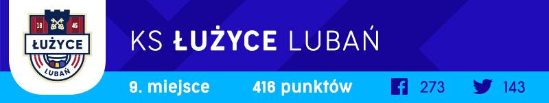 Łużyce Lubań Logo Roku 2019