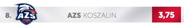 Logo AZS Koszalin