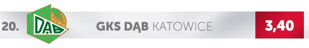 Logo Dębu Katowice