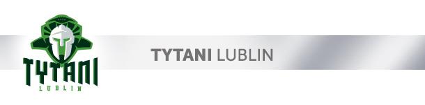Tytani Lublin logo klubu
