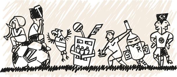 Ekstraklasa w małych miastach herb klubu