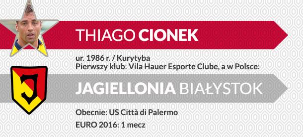 Thiago Cionek, Jagiellonia Białystok