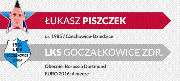 Łukasz Piszczek, LKS Goczałkowice Zdrój