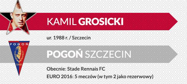 Kamil Grosicki, Pogoń Szczecin