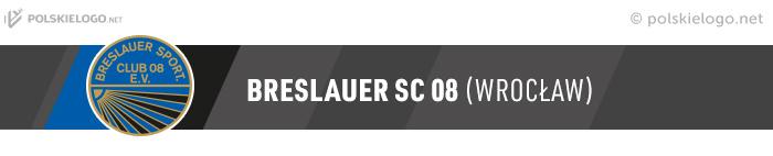 Breslauer SC 08 herb klubu