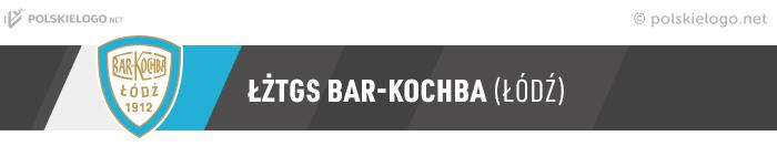 Bar-Kochba Łódź herb klubu
