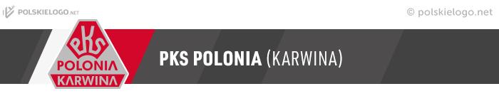 Polonia Karwina herb klubu