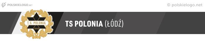 Polonia Łódź herb klubu
