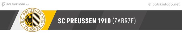 Preussen Zaborze herb klubu