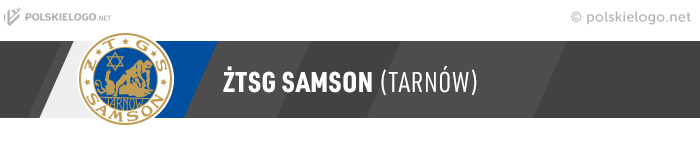 Samson Tarnów herb klubu