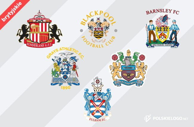 English football crests