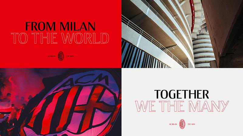 AC Milan rebranding 2019