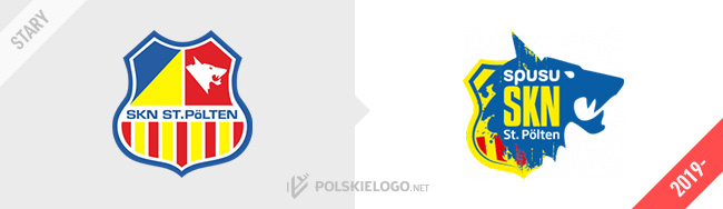 SKN Sankt Pölten logo 2019
