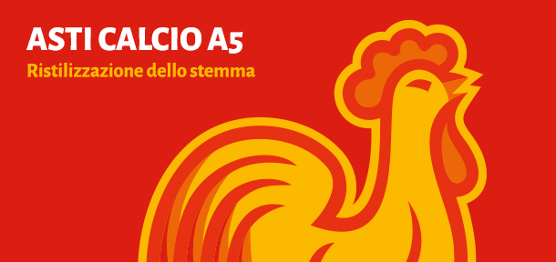Asti Calcio restyling odświeżony