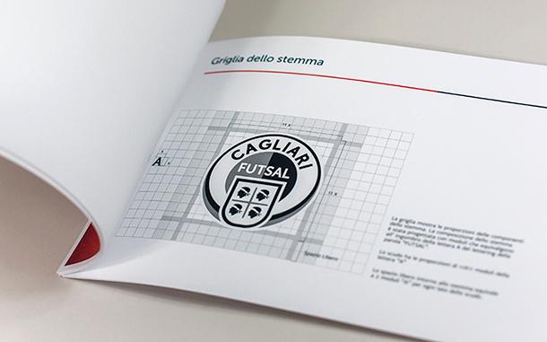 Cagliari Futsal logo klubu