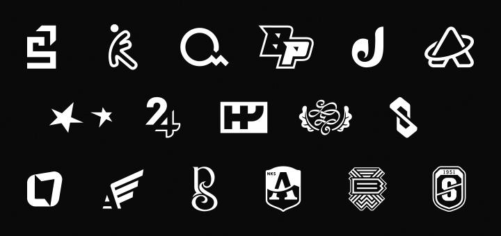 Projekty logo autorstwa Kuby Malickiego