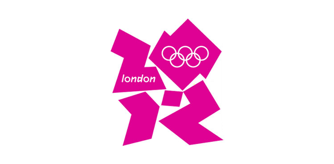 Logo Igrzysk w Londynie