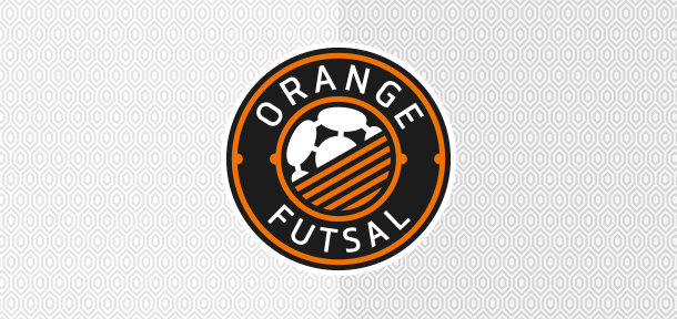Orange Futsal logo