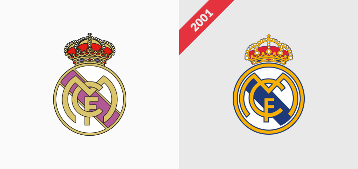 Real crest logo rebranding