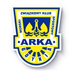 Arka Gdynia herb klubu