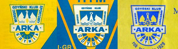 Wzory Arki z lat 90-tych