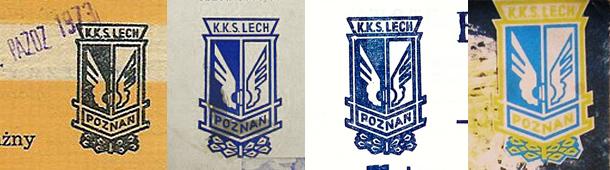 Wzory Lecha z lat 80-tych