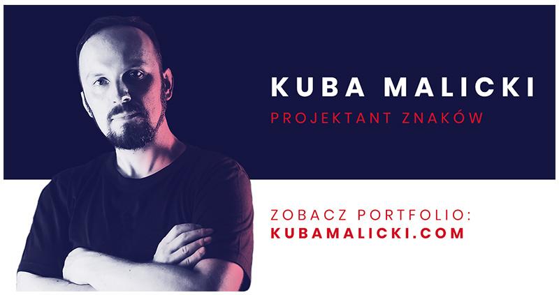 Jakub Malicki / Projektant logo i identyfikacji wizualnych